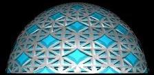 Lattice Dome